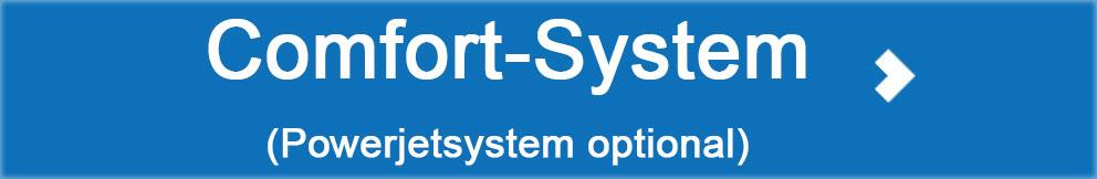 Powerjetsystem im Whirlpoolsystem Comfort